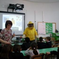 L'apicoltore a scuola